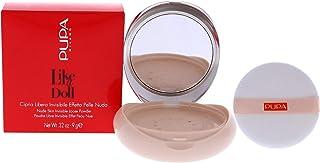 Pupa Milano Like a Doll Niewidoczny luźny puder - 003 Naturalny beżowy dla kobiet 0,8 ml puder