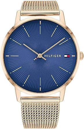 Tommy Hilfiger Reloj analógico de Cuarzo para Mujer Alex