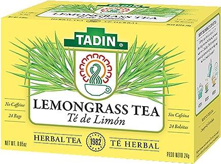 Lemongrass Lemon Tadin Tea - Te De Limon - Premium Tea for Nerves