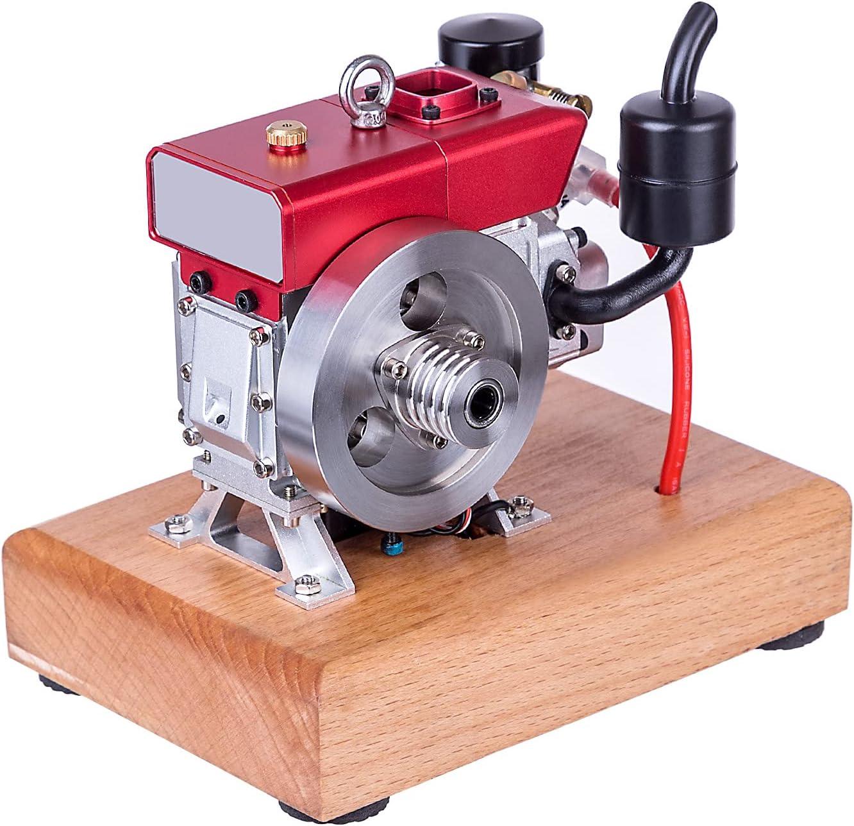 HMANE 3.5cc Mini Single Cylinder for 4-Stroke Opening large release sale Cheap SALE Start Kits Model Engine
