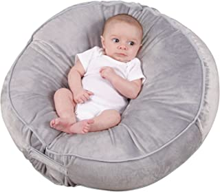 Best leachco podster plush sling style infant lounger gray Reviews