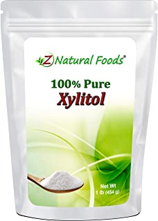 Xylitol Low Calorie Alternative Sweetener & Sugar Substitute - Keto Diet Friendly - Ideal for Coffee, Tea, Drinks, Shakes,...