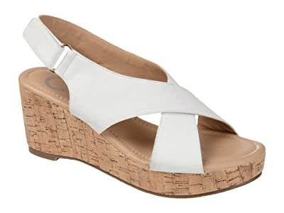 Journee Collection Comfort Foam Jenice Wedge Sandal