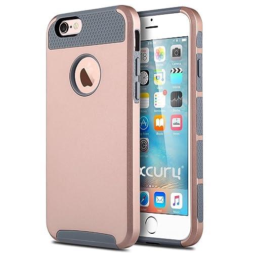 74853fed6b9e iPhone 6 Plus Case (5.5 inch),Keetech[Slim Hybrid Dual Layer]