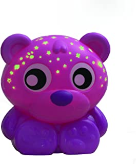 Playgro Goodnight Bear Night Light and Projector portable and cord free