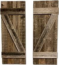 interior barn shutters
