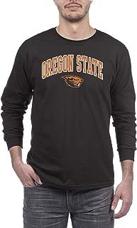 Elite Fan Shop NCAA Men's Long Sleeve T Shirt Alt Arch