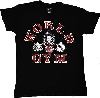 Best world gym shirt Reviews