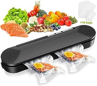 Cocoda Machine sous Vide, Appareil sous Vide Alimentaire Automatique pour Cuisine & Conservation, Compact & Portable & Mul...