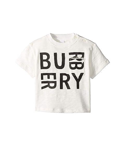 243a56e5993a Burberry Kids Mini Furgus T-Shirt (Infant Toddler) at Luxury.Zappos.com