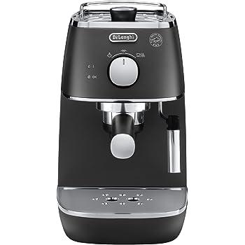 DeLonghi ECI 341.BK - Cafetera (Independiente, Máquina espresso, 1 ...