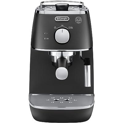 De'Longhi ECI 341.BK DISTINTA Espressomaschine mit Siebträger