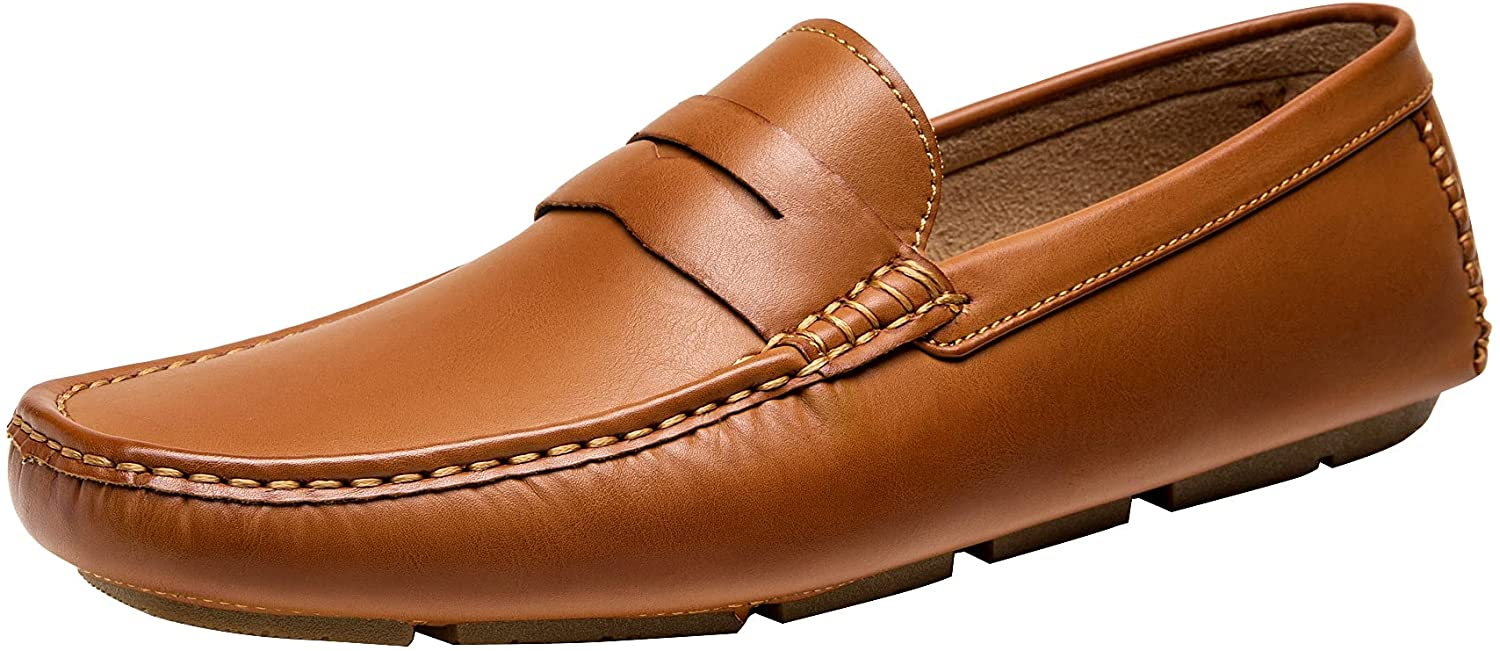 Jousen Ranking TOP10 Our shop most popular Men's Loafers Casual Slip On Loafer Lightweight Dri Penny