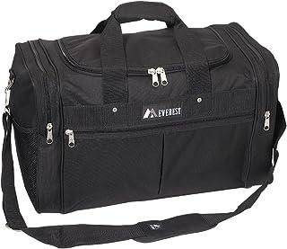 Everest Luggage Travel Gear Bag - Large, Black, One Size
