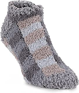 Ultra-Soft Knit Comfort Low Length Cozy Socks - One Size Fits Most (Womens 5-12)
