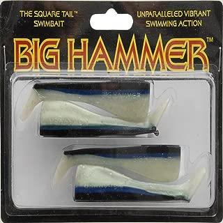 Big Hammer Swimbait, Pacific Chovy, 4-Inch