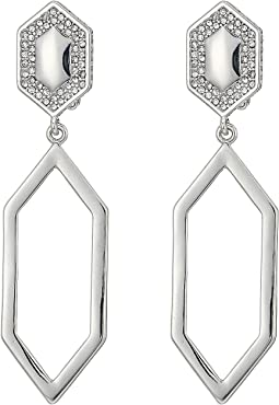 Vince Camuto - Hidden Details Clip Drop Earrings