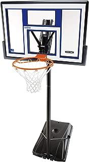 Lifetime Portable Basketball Hoop 90168 48-inch Polycarbonate Backboard System