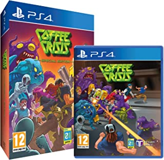 Coffee Crisis - Special Edition PS4