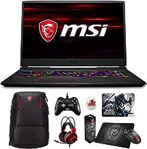 MSI GE75 Raider-287 (i7-9750H, 64GB RAM, 2TB SATA SSD + 2TB SSHD, NVIDIA RTX 2060 6GB, 17.3