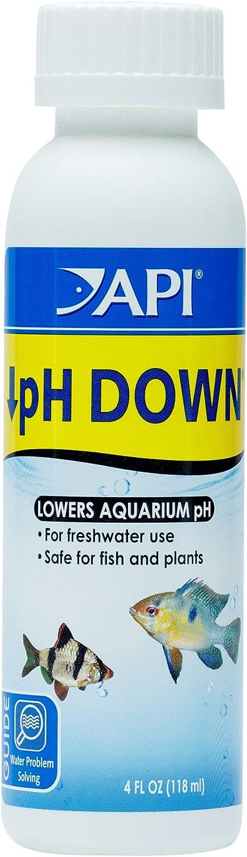 API pH Down Freshwater Water Wholesale Reducing Solution Aquarium Regular dealer