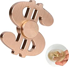Dollar Hand Fidget Spinner Metal Spinner Toy Focusing Fidget Toys Relievers Stress and Anxiety for Kids & Adults with ADHD...