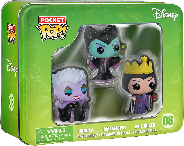 POCKET POP  Tin Set - Disney Maleficent