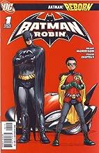 Batman and Robin #1 (Batman: Reborn, Vol. 1)