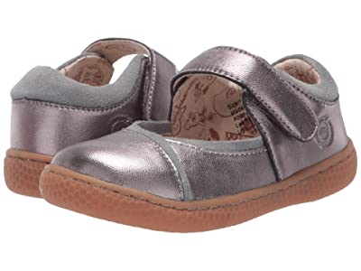 Livie & Luca Tailor (Toddler/Little Kid) (Pewter) Girl