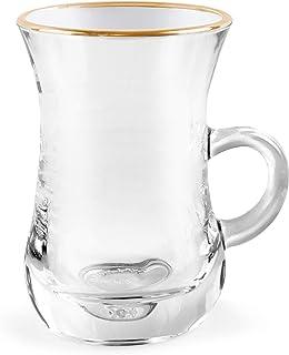 Royalford Glass 6pcs , Drinkware Set