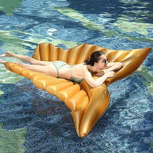 CICIN Pool Float Riesen Aufblasbare Schmetterlingsflügel, Pool Float Liege Luftmatratze Erwachsene Schwimmen Ring Wasser Sommer Party Spielzeug