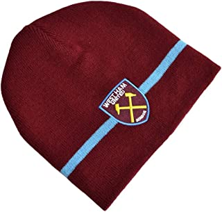 West Ham FC Official Beanie Knitted Hat