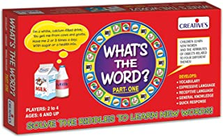 Creative Educational Creative Games Whats The Word 1