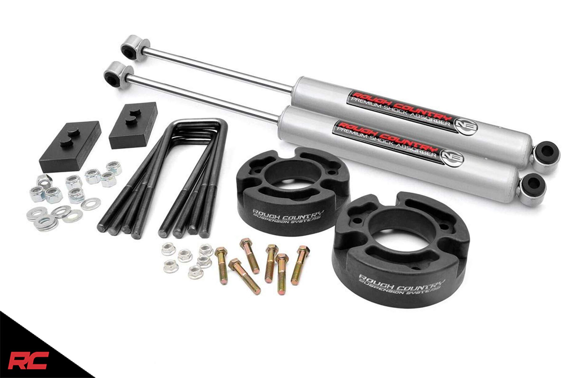 Rough Country 57030 Suspension Leveling