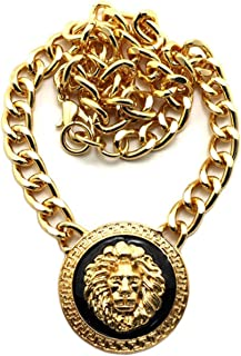 Best catwoman gold necklace Reviews