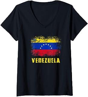 Amazon.es: Venezuela - Camisetas / Camisetas y tops: Ropa