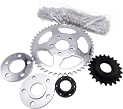 Chain Drive Transmission Sprocket Conversion Kit For 2000-UP Harley Sportster 72 48 Iron Roadster 883 1200 XL