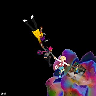 Lil Uzi Vert-The Perfect Luv Tape Music Album Cover Poster Art Print Wall Posters Size 20 x 20 Inches