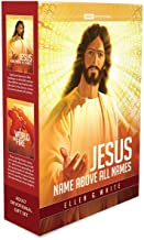 JESUS, NAME ABOVE ALL NAMES & A WORLD ON FIRE, DEVOTIONAL BOXED GIFT SET 2021