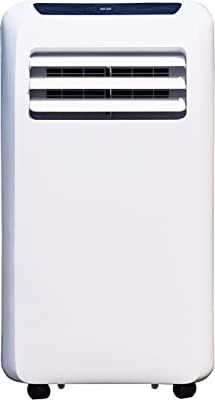 CCH YPF2-12C 12,000-BTU 3 in 1 New Compact Design Portable Air Conditioner, Fan and Dehumidifier with Remote Control