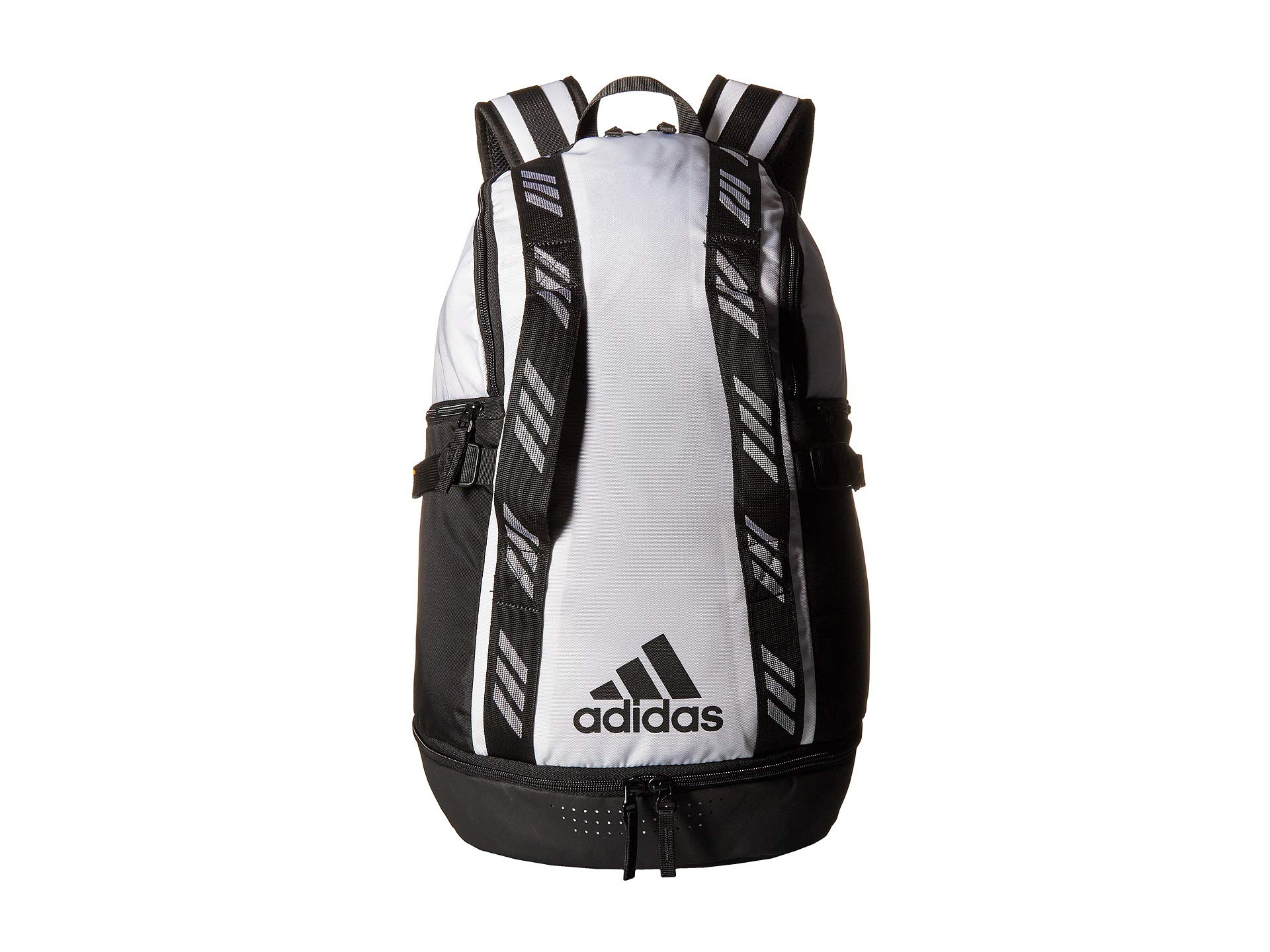 365 Creator White black Adidas Basketball Backpack p5UfqwHx