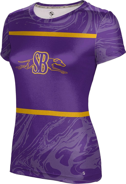 ProSphere San Benito High School Girls' Performance T-Shirt (Ripple)