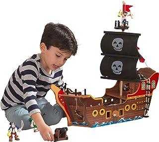 KidKraft Adventure Bound Pirate Ship, Multi