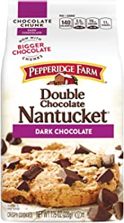 Pepperidge Farm Chocolate Chunk Crispy Cookies, Tahoe White Chocolate Macadamia, 7.2-ounce bag