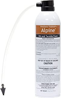 Alpine Termite and Ant Foam Non-Repelling-1 20 oz. Can by Alpine