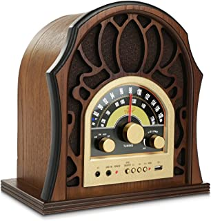 Best old fashioned looking radio Reviews