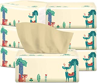 Toilet Paper, Virgin Bamboo Pulp Extraction Type Paper Towel, Flexible, Delicate and not Easy to Break (3 Layers/Sheet, 30...