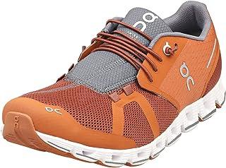 On Running M Cloud Orange, Herren Laufschuh, Größe EU 44 - Farbe Russet - Cocoa II