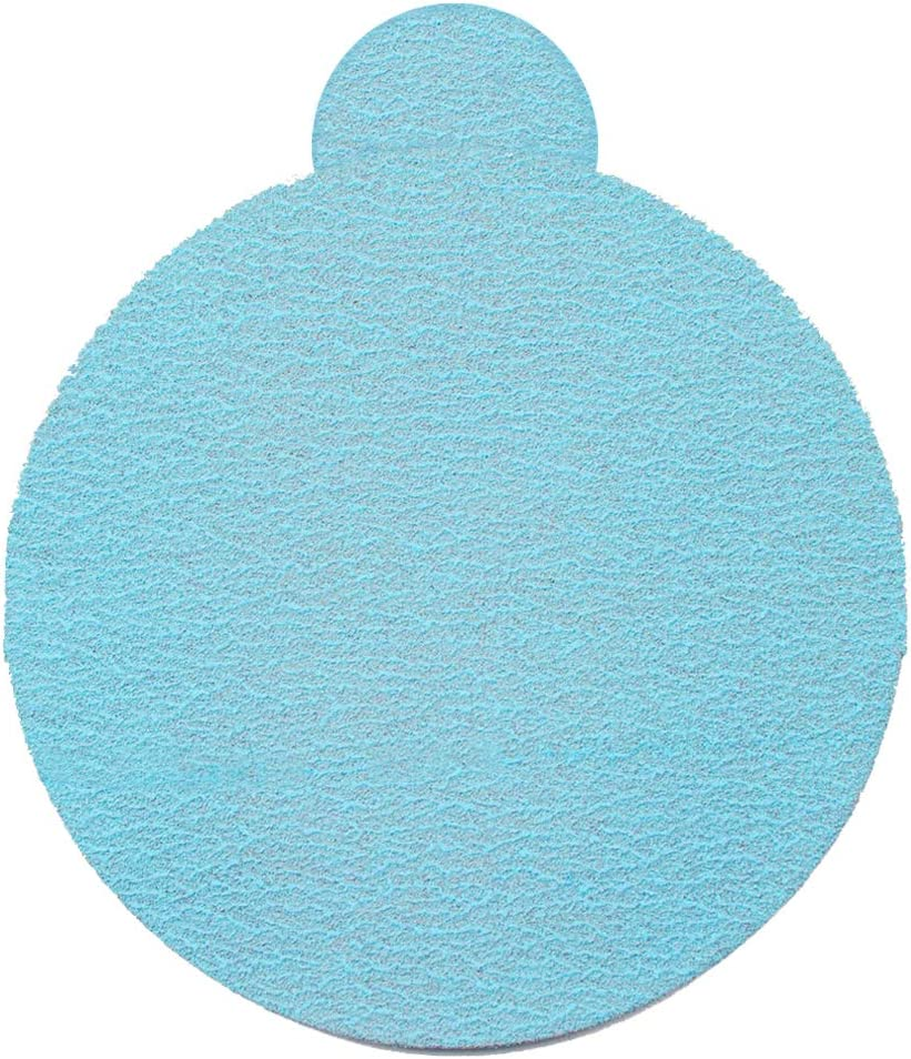 Oakland Mall New product type Mercer Industries 583100 PSA Single Aqua with Tabs Steara Discs