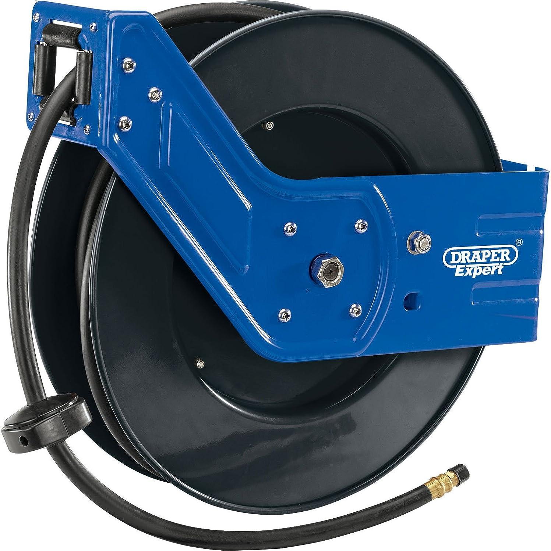 DRAPER rah15 Roll-Air Schlauch auf Spule, blau, blau, blau, 15 m B06XFPM183 | Erste Klasse in seiner Klasse  e3b579